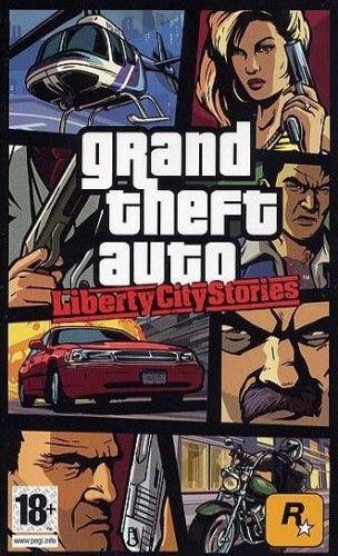 Grand Theft Auto : Liberty City Stories - PSP