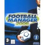 Football Manager 2006 - PSP
