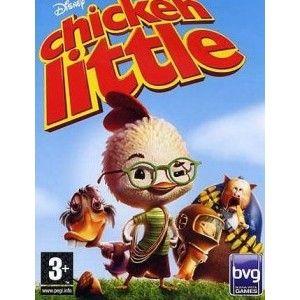 Chicken Little - Game Boy Advance