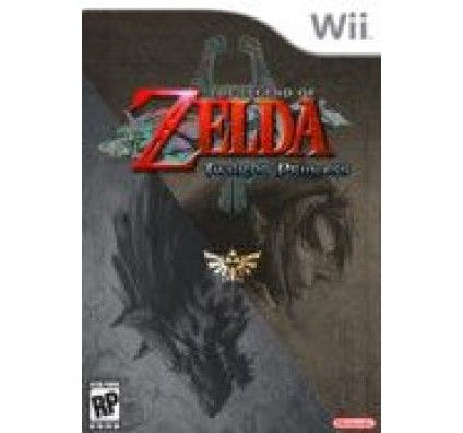 The Legend of Zelda : Twilight Princess - Wii