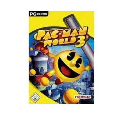 PacMan World 3 - Game Cube