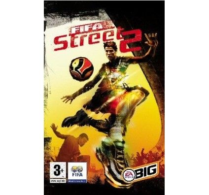Fifa Street 2 - Game Cube
