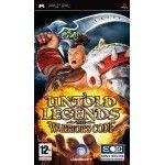 Untold Legends 2 : The Warrior's Code - PSP