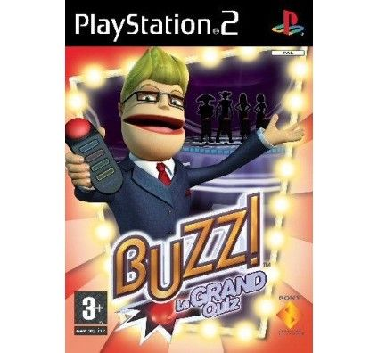 Buzz ! Le Grand Quiz - Playstation 2
