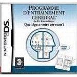 Brain Training : Programme d'Entraînement Cérébral - Nintendo DS
