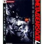 Metal Gear Solid 4 : Guns of the Patriots - Playstation 3