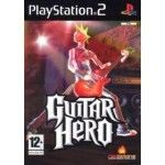 Guitar Hero + guitare - Playstation 2