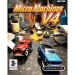 Micro Machines v4 - PC