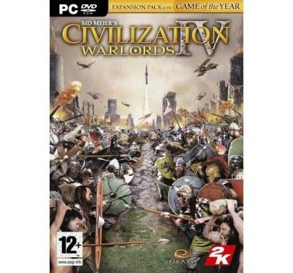Civilization 4 : Warlords - Mac