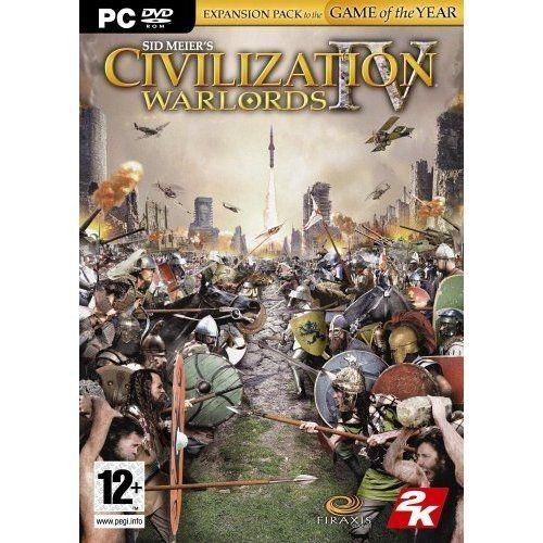 Civilization 4 : Warlords - Mac