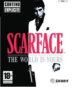 Scarface : The World is Yours - Wii