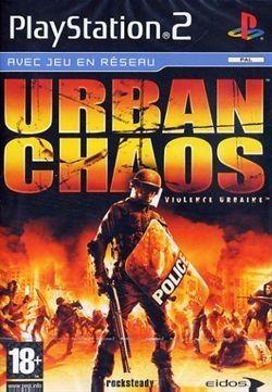 Urban Chaos : Violence Urbaine - Playstation 2