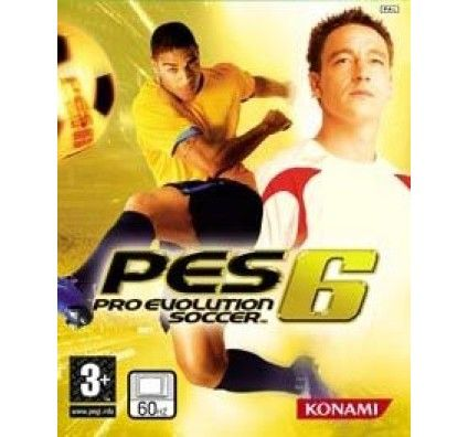 Pro Evolution Soccer 6 - Playstation 2
