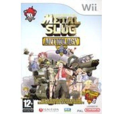 Metal Slug Anthology - Playstation 2