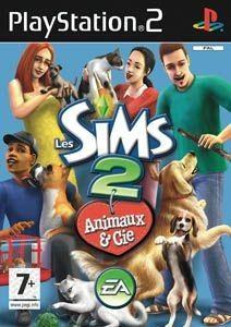 Les Sims 2 : Animaux et Cie - Game Boy Advance