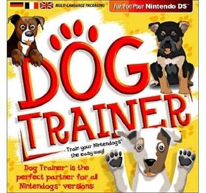 Dog Trainer pour Nintendogs - Nintendo DS