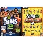 Les Sims 2 + Fun en famille - PC