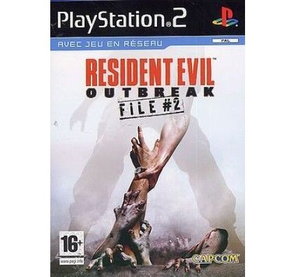 Resident Evil : Outbreak File 2 - Playstation 2