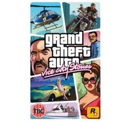 Grand Theft Auto : Vice City Stories - PSP