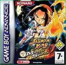Shaman King 2 : Master of Spirits - Game Boy Advance