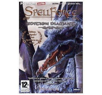 Spellforce - Edition Diamant - PC