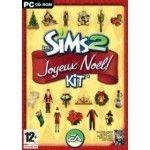 Les Sims 2 : Kit Joyeux Noël - PC