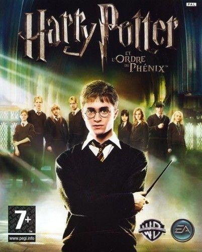 Harry Potter et l'Ordre du Phénix - Game Boy Advance