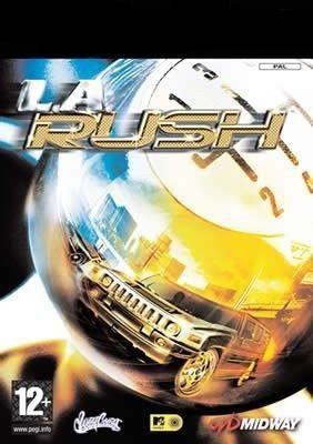L.A. Rush - Playstation 2