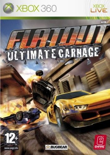 FlatOut Ultimate Carnage - PC