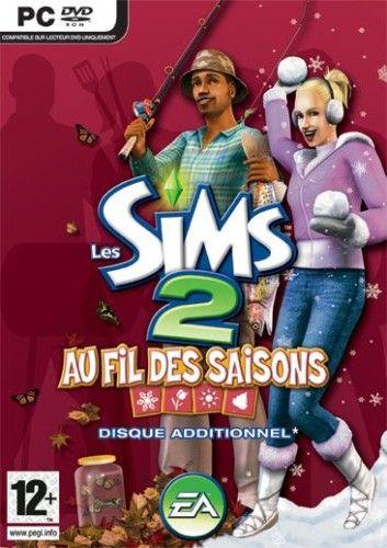 Les Sims 2 : Au fil des saisons - Mac