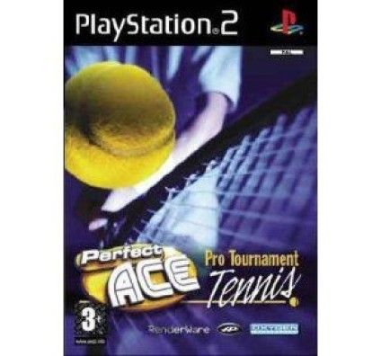 Perfect Ace : Pro Tournement Tennis - Playstation 2
