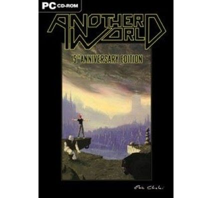 Another World 15th Anniversary Edition - PC