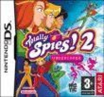 Totally Spies 2 : Undercover - Game Boy Advance