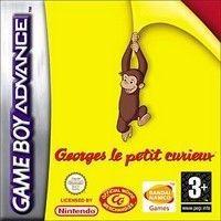 Georges : Le Petit Curieux - Game Boy Advance