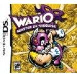 Wario : Master of Disguise - Nintendo DS