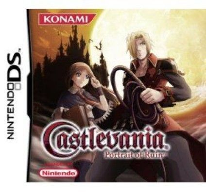 Castlevania : Portrait of Ruin - Nintendo DS