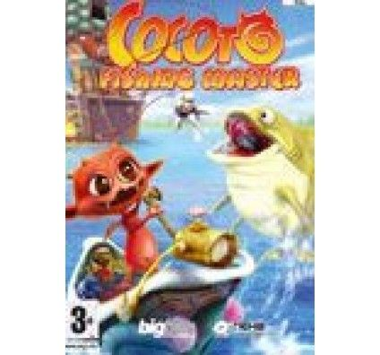 Cocoto : Fishing Master - Playstation 2