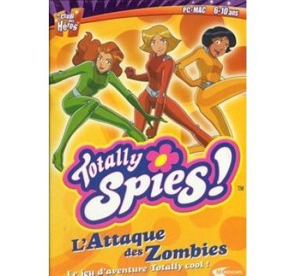 Totally Spies : L'attaque des zombies - PC