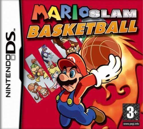 Mario Slam Basketball - Nintendo DS