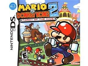 Mario Vs Donkey Kong 2 : March of The Minis - Nintendo DS