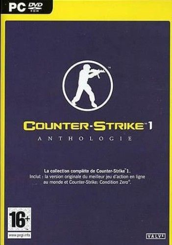 Counter Strike 1 : Anthologie - PC