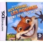 Nos Voisins Les Hommes 2 : Zamy pète les plombs ! - Nintendo DS