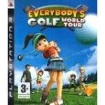 Everybody's Golf World Tour - Playstation 3