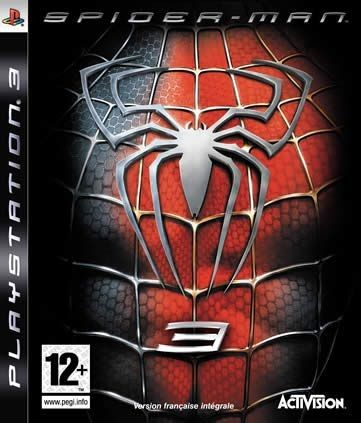 Spider-Man The Movie 3 - PSP