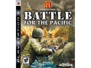 The History Channel : Battle for the Pacific - Playstation 2