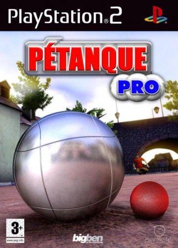 Pétanque Pro - Playstation 2