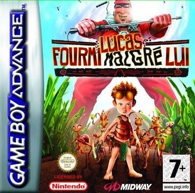 Lucas Fourmi Malgré Lui - Playstation 2
