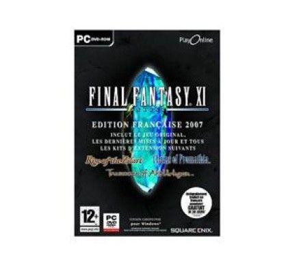 Final Fantasy XI - Intégrale - Xbox 360