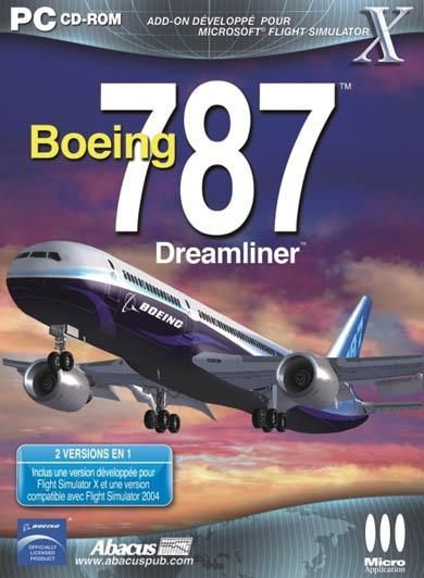 Flight Simulator X : Boeing 787 Dreamliner - PC
