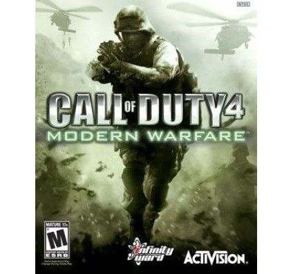 Call of Duty 4 : Modern Warfare - Mac
